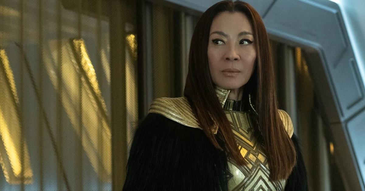 Will Michelle Yeoh return to Star Trek? 13