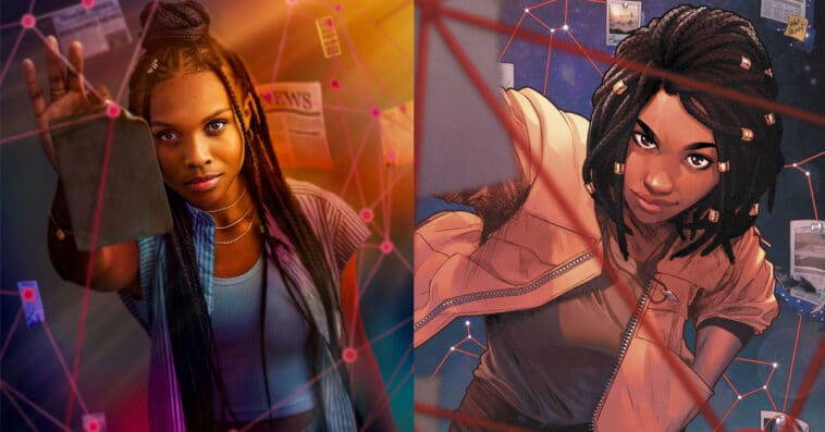 The CW officially makes DC's Naomi its newest superhero series 15