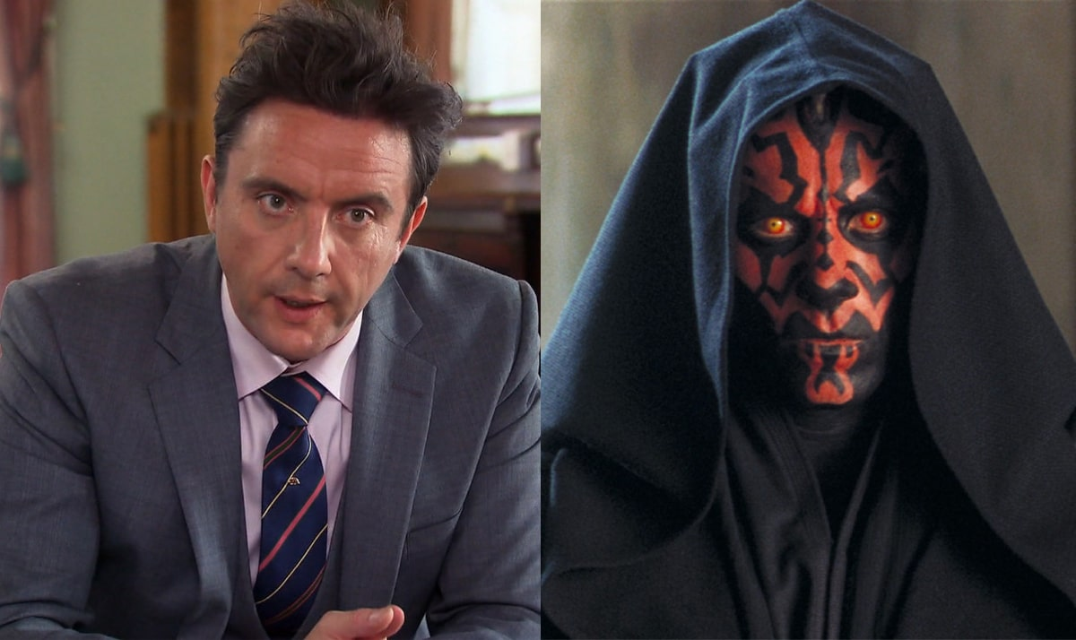 29 Celebrities you did not know starred in Star Wars 27