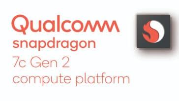 Qualcomm's Snapdragon 7c Gen 2 platform to power entry-level PCs 14