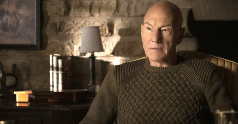 Star Trek: Picard is filming seasons 2 and 3 at the same time 12
