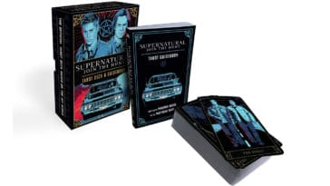Supernatural gets an official tarot deck 16