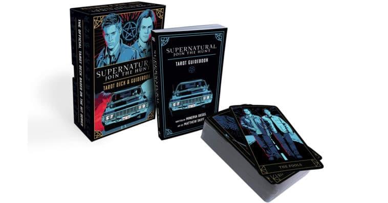 Supernatural gets an official tarot deck 13