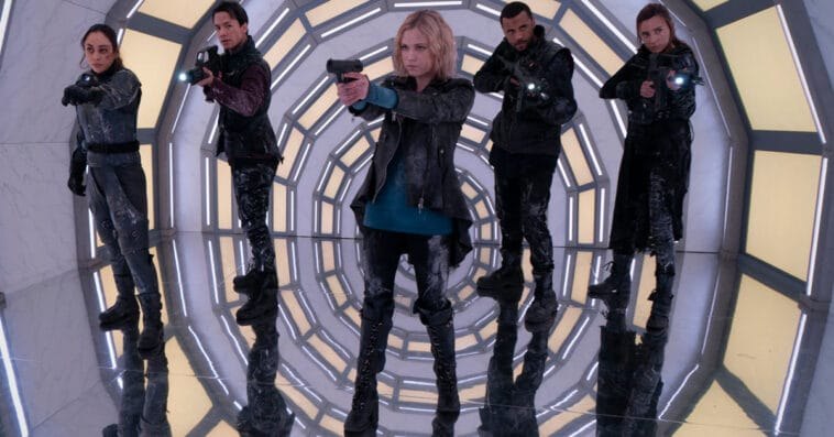 Is The 100 still getting a prequel series at The CW? 15