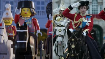The Crown, Bridgerton, and other Netflix series get recreated in LEGO 13