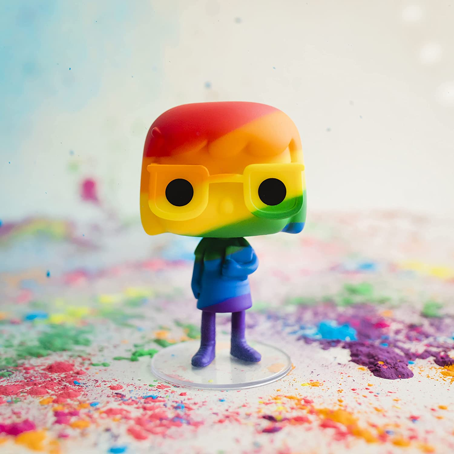 Funko's 2021 Pride Pop! collection includes Deadpool, Mickey Mouse, and Stitch 20