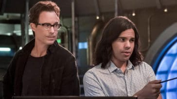 Why are Carlos Valdes and Tom Cavanagh leaving The Flash? 16
