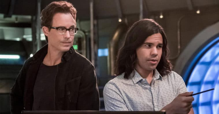 Why are Carlos Valdes and Tom Cavanagh leaving The Flash? 15