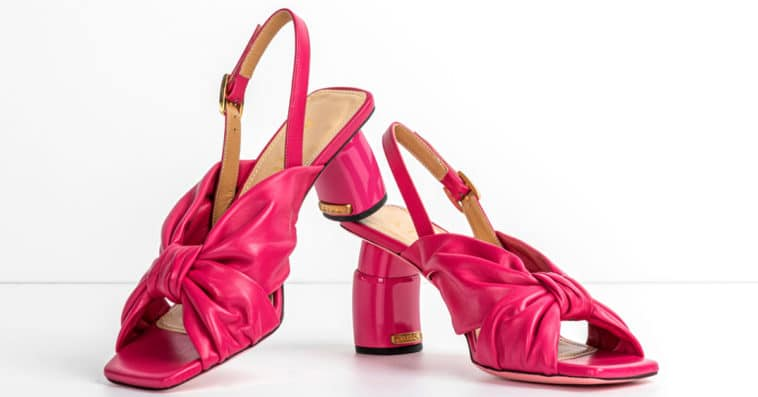 Trilly Shoes adjust to three heel heights with the click of a button 15