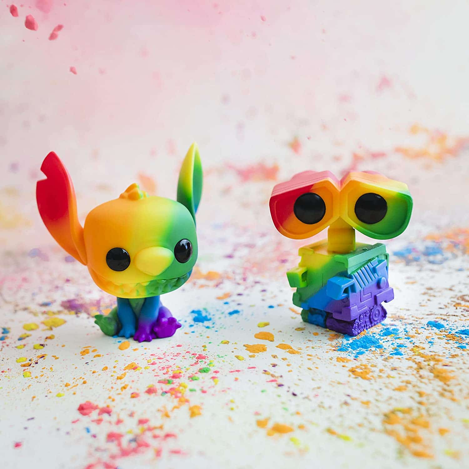 Funko's 2021 Pride Pop! collection includes Deadpool, Mickey Mouse, and Stitch 19