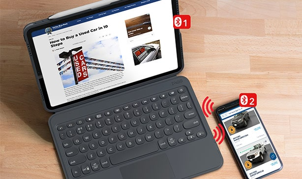 Turn your iPad into a laptop with ZAGG Pro Keys 19
