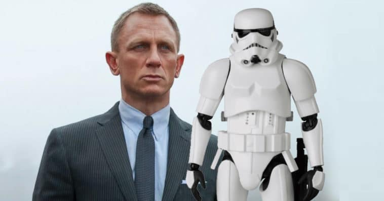 Celebrities you did not know starred in Star Wars
