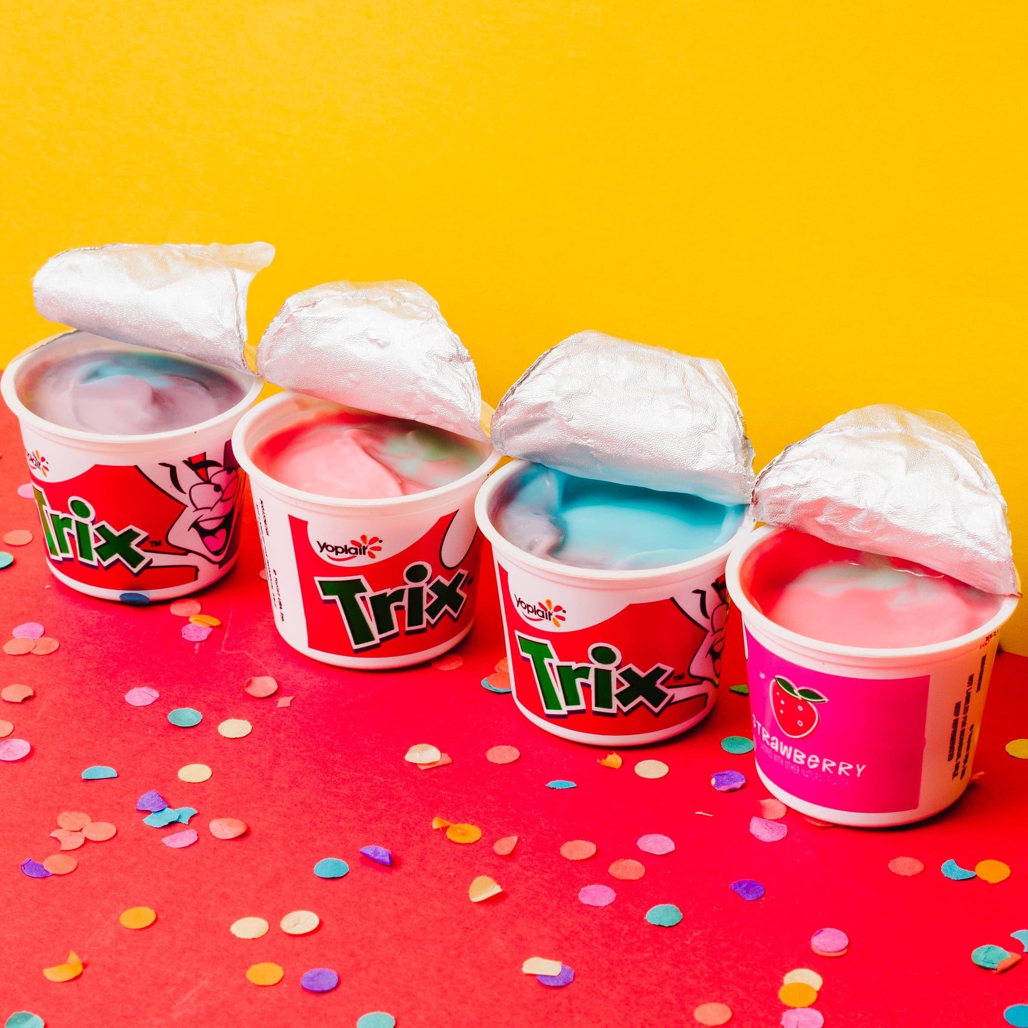 Trix Yogurt is coming back after a five-year hiatus 16