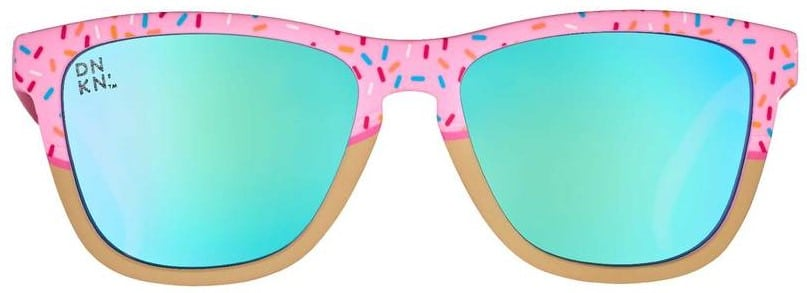 These Dunkin' Donuts x Goodr sunnies are inspired by strawberry frosted donut 15