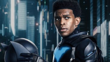 Batwoman star Camrus Johnson is suiting up as Batwing in season 2 finale 17