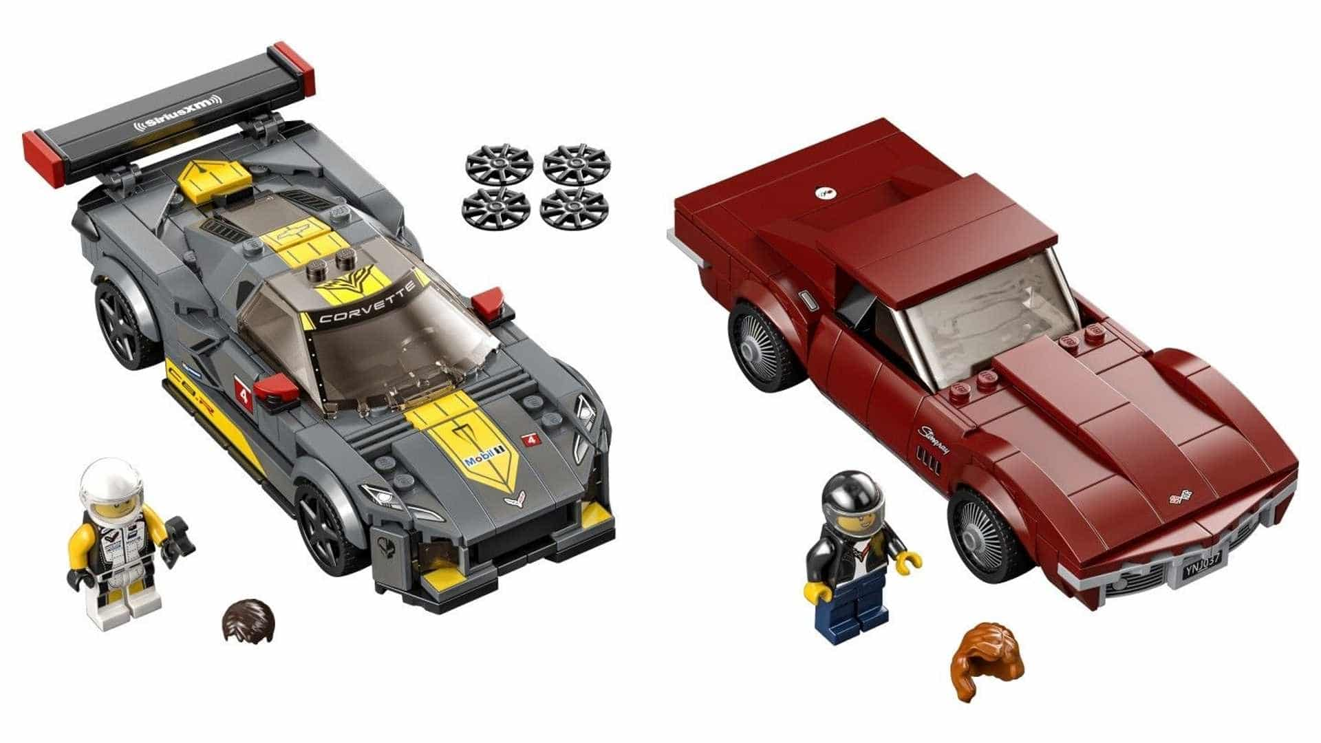 LEGO's new Speed Champions sets include Ford, Toyota, and Chevrolet 21