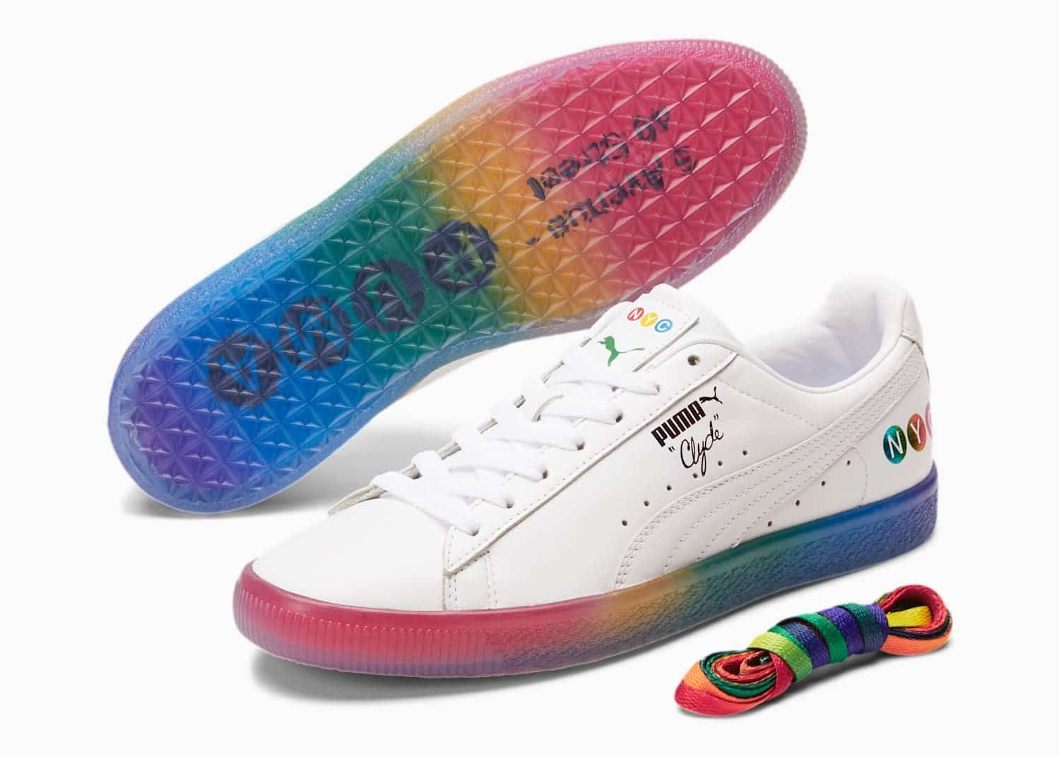 Puma's Pride Collection with Cara Delevingne is selling out fast 19