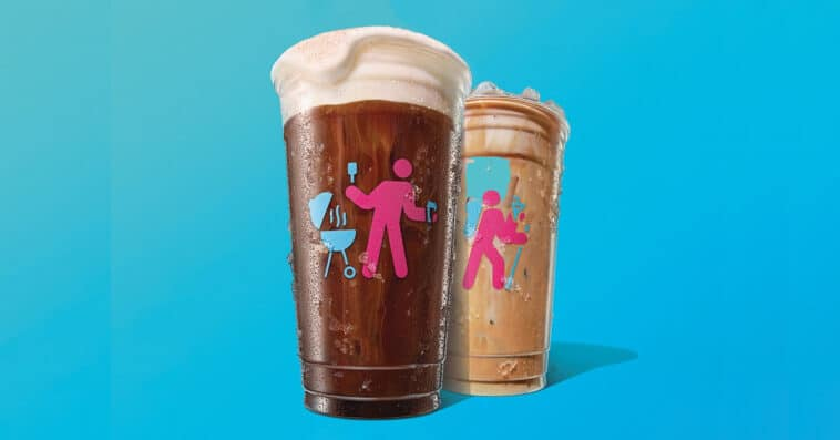 Dunkin' Donuts adds Sunrise Batch Iced Coffee and two other cold drinks to its menu 16