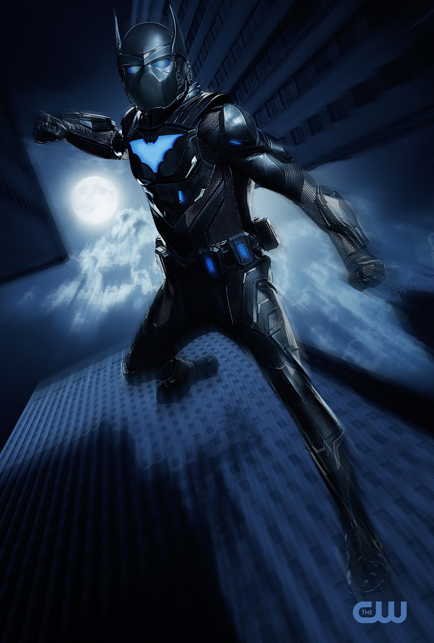 Batwoman star Camrus Johnson is suiting up as Batwing in season 2 finale 15