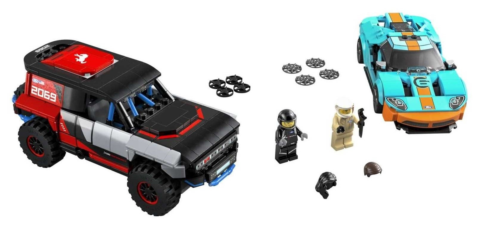 LEGO's new Speed Champions sets include Ford, Toyota, and Chevrolet 17