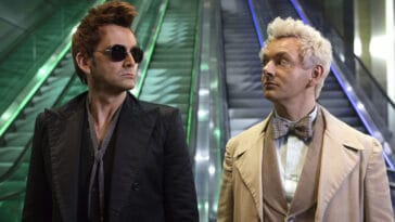 Has Good Omens been canceled or renewed for season 2? 19