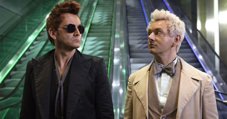 Has Good Omens been canceled or renewed for season 2? 16