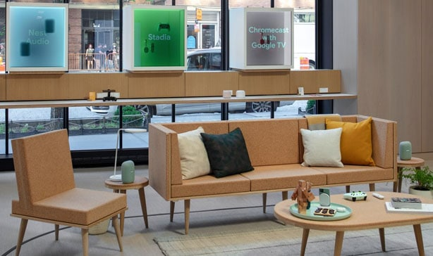 Google's first-ever retail store opens in NYC today 18