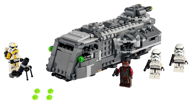 LEGO unveils Star Wars vehicle sets including Boba Fett's Starship 19
