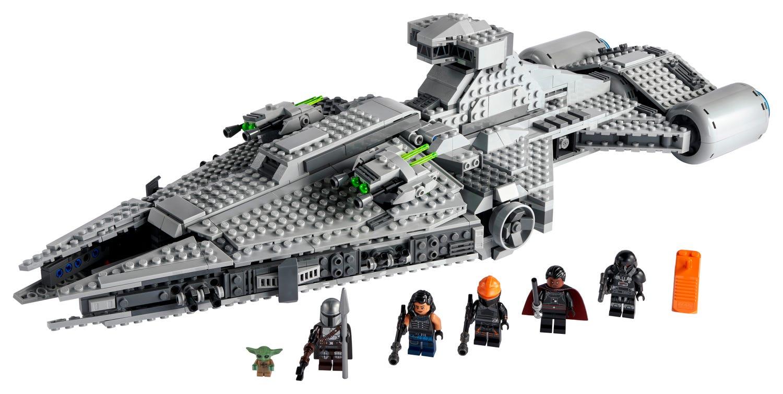 LEGO unveils Star Wars vehicle sets including Boba Fett's Starship 17