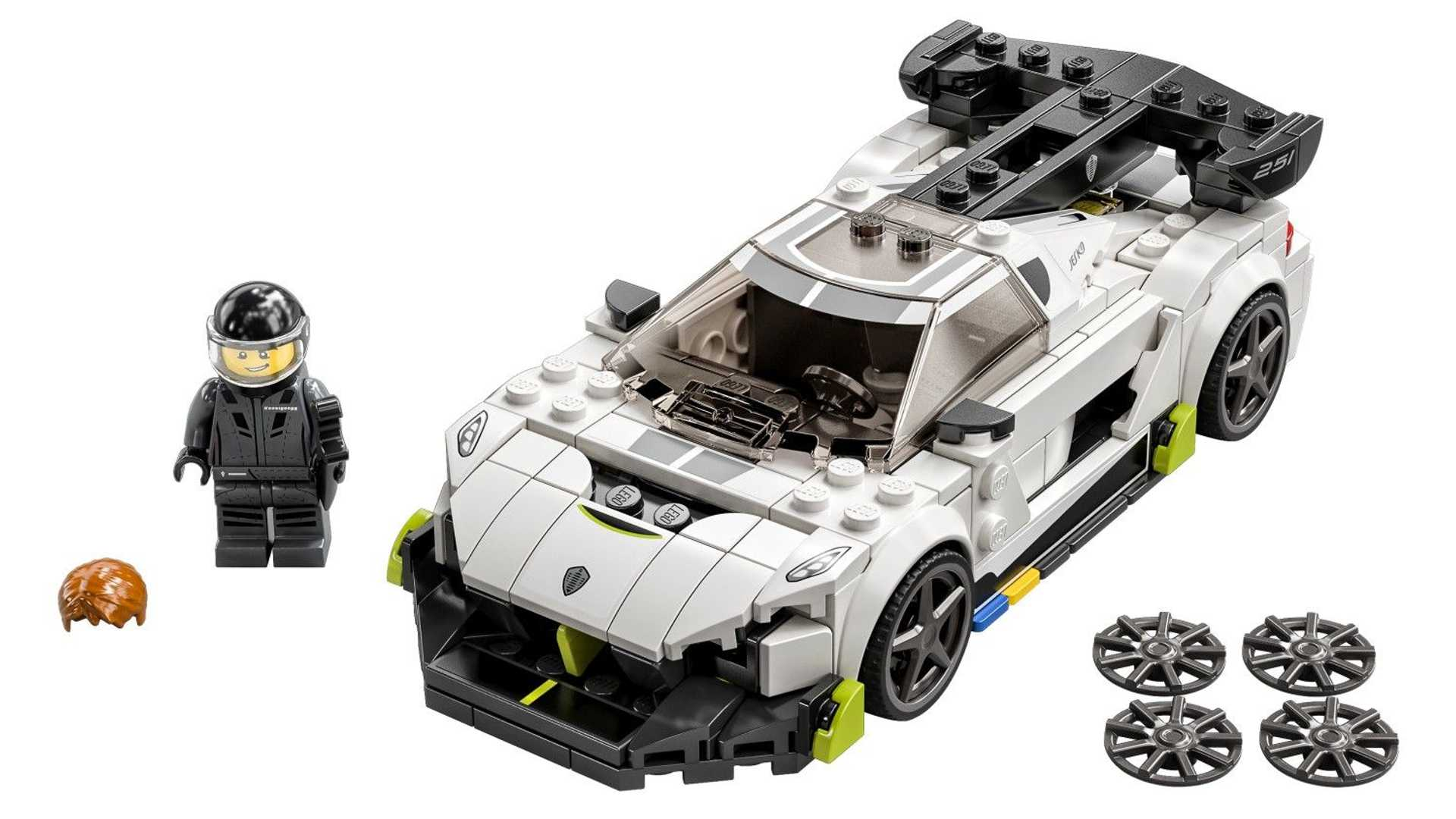 LEGO's new Speed Champions sets include Ford, Toyota, and Chevrolet 18