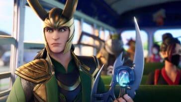 Fortnite gets exclusive Loki skin 17
