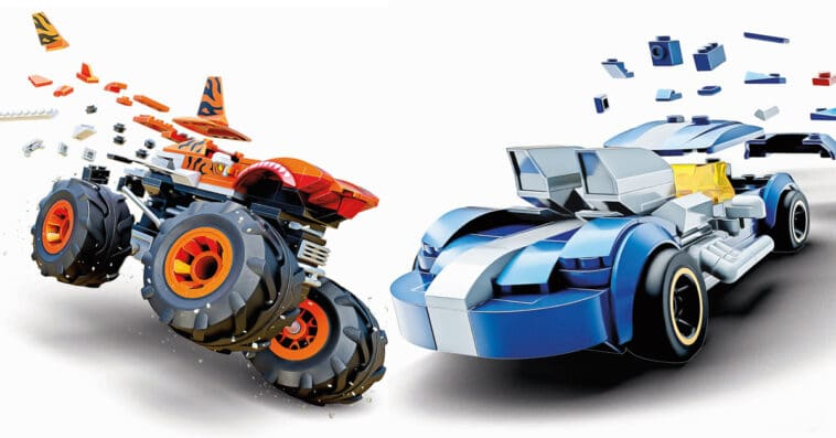 MEGA Construx launches a line of buildable Hot Wheels vehicles 16