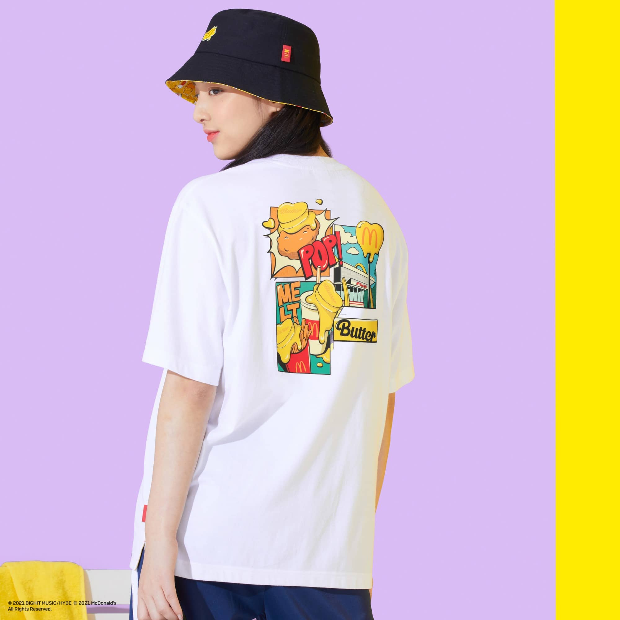 BTS x McDonald's collaboration continues with two new merch lines 16