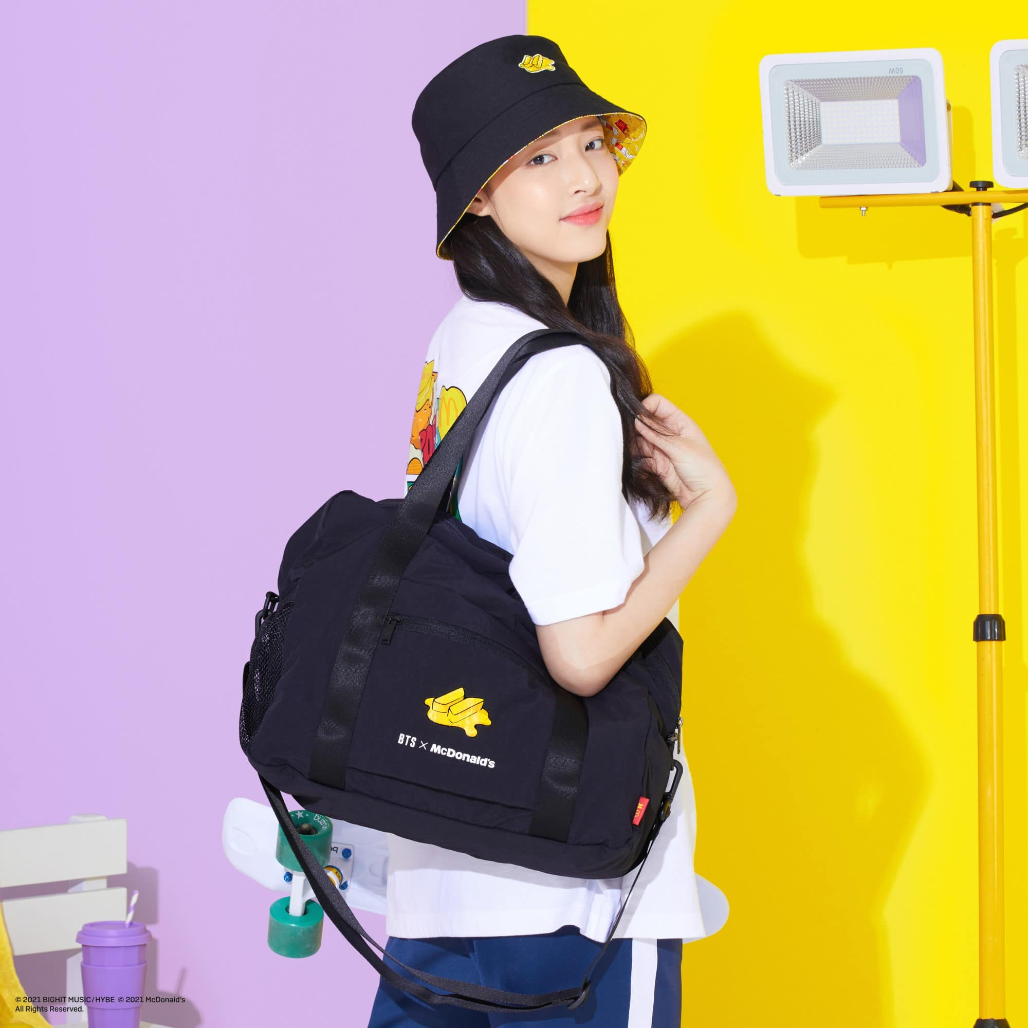 BTS x McDonald's collaboration continues with two new merch lines 18