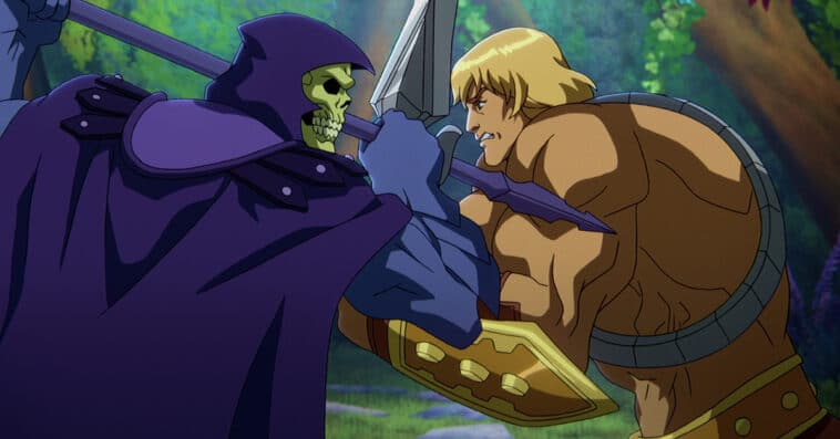 Masters of the Universe: Revelation teaser reunites He-Man and Skeletor for another showdown 15