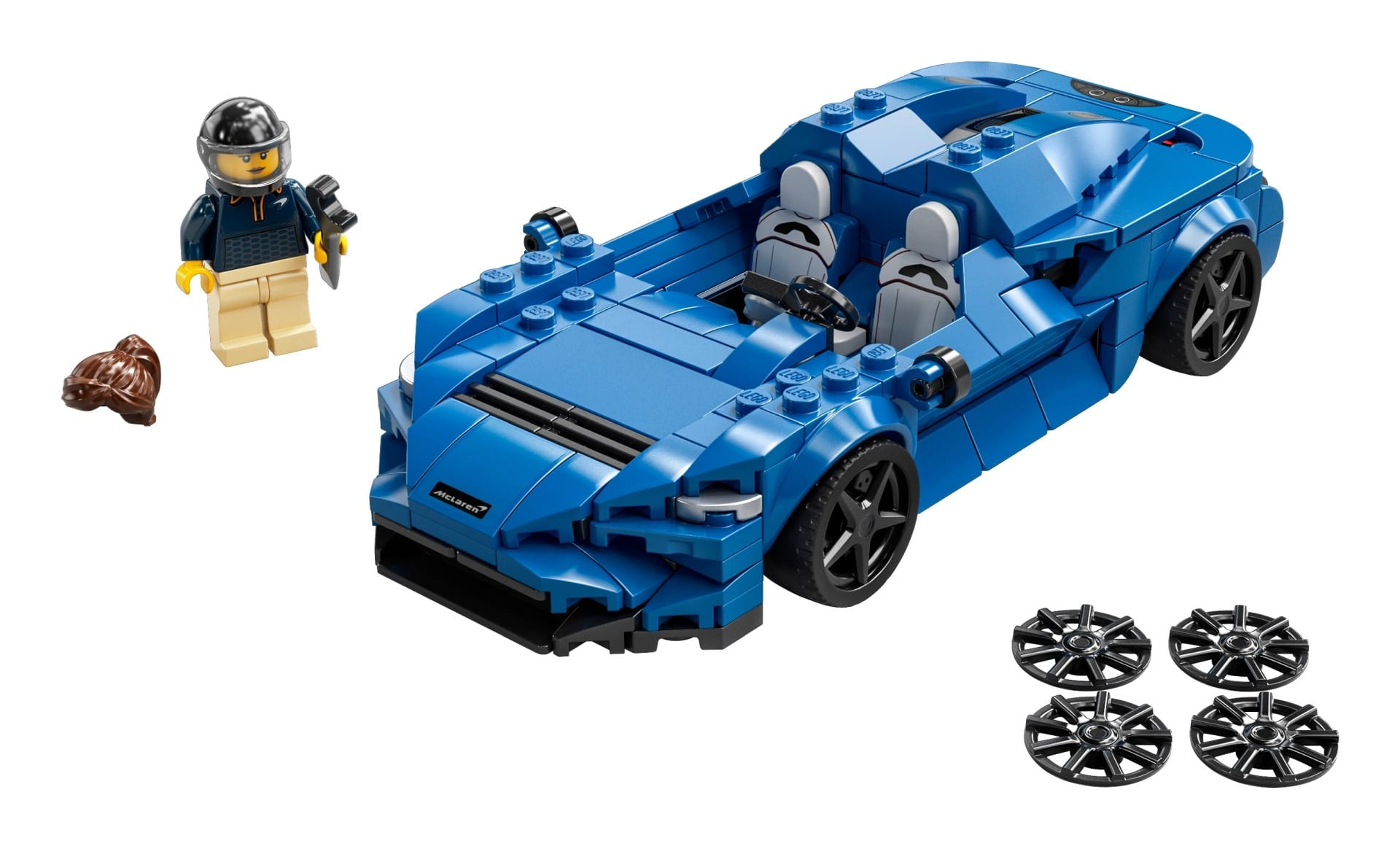 LEGO's new Speed Champions sets include Ford, Toyota, and Chevrolet 20