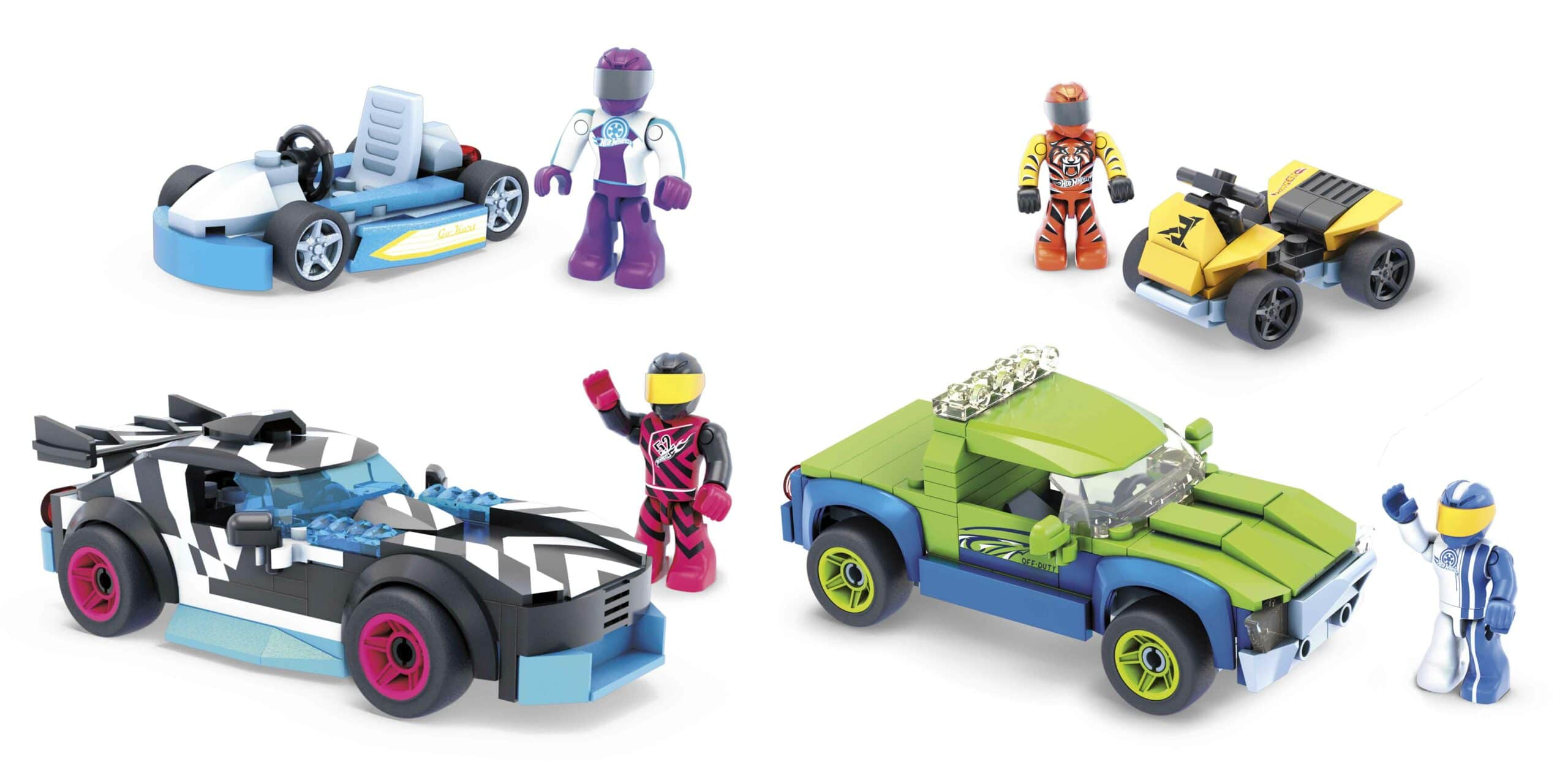MEGA Construx launches a line of buildable Hot Wheels vehicles 20