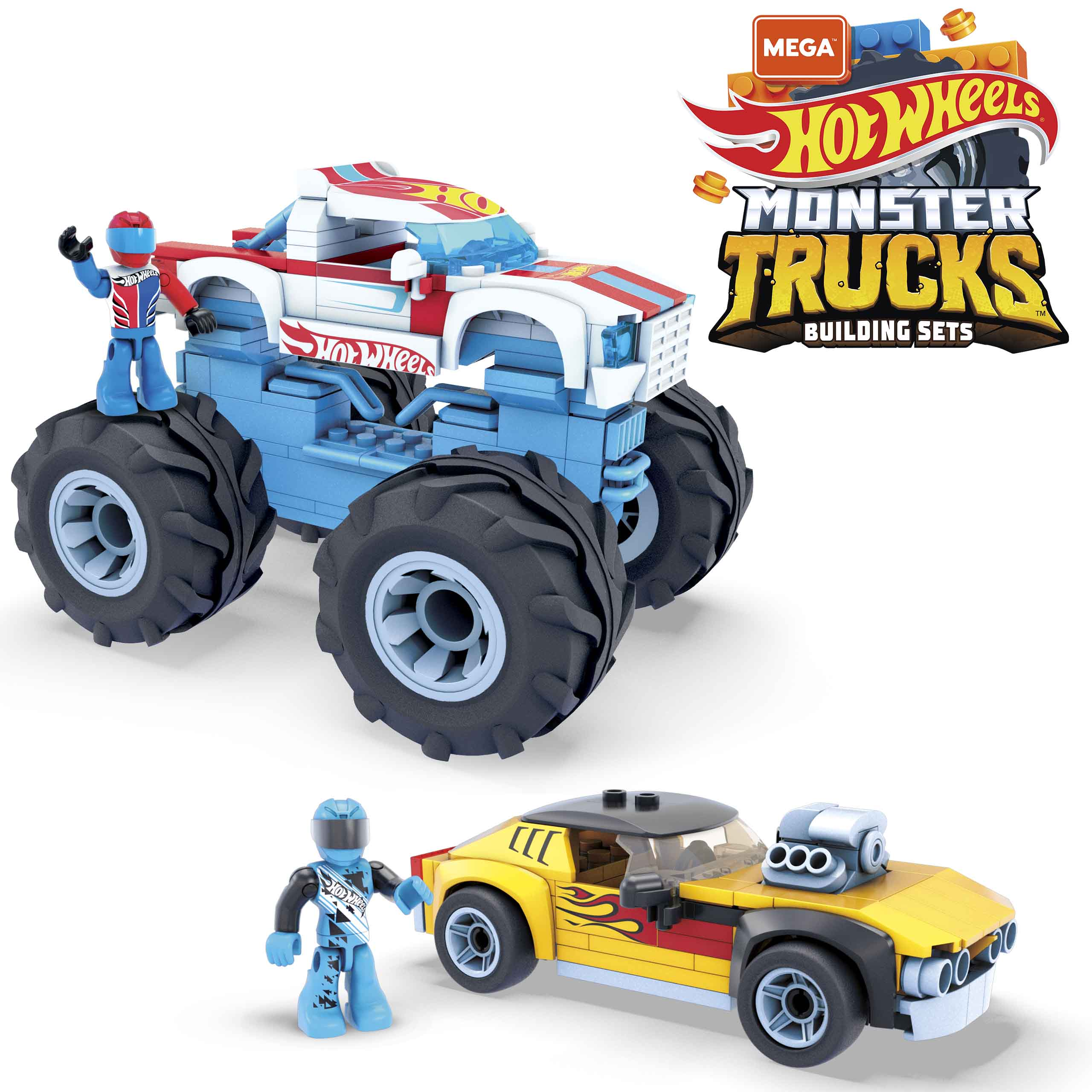 MEGA Construx launches a line of buildable Hot Wheels vehicles 18