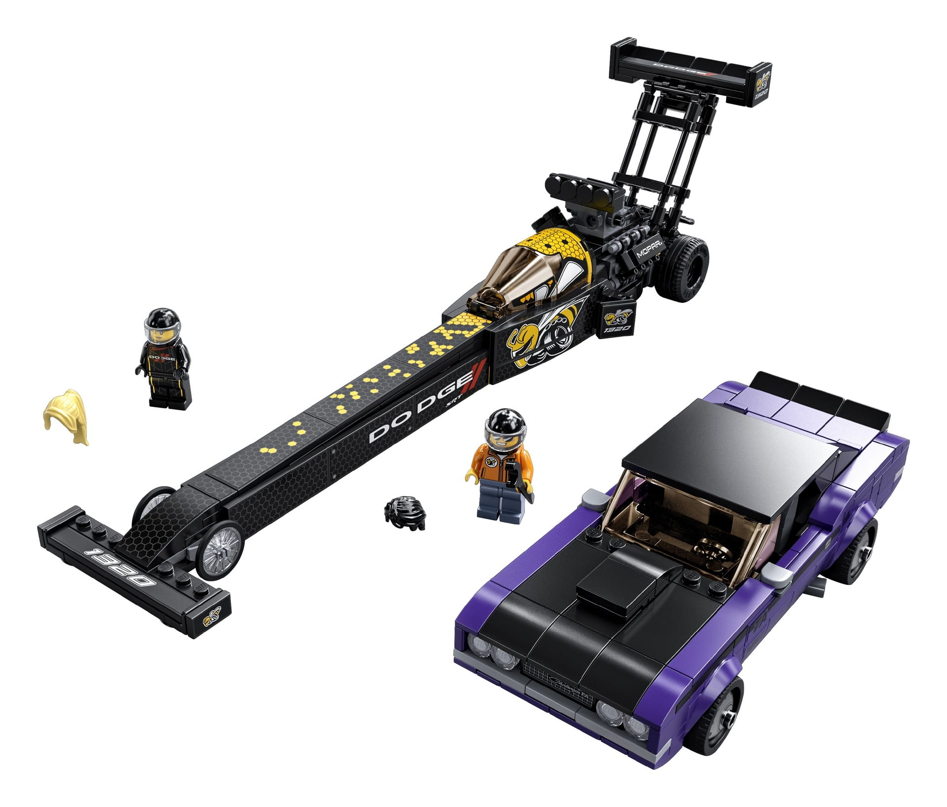 LEGO's new Speed Champions sets include Ford, Toyota, and Chevrolet 22