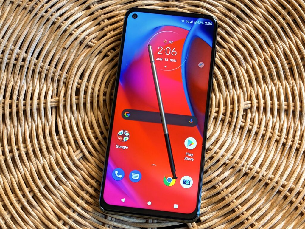 Motorola Moto G Stylus 5G review: is 5G really worth the extra $100? 14