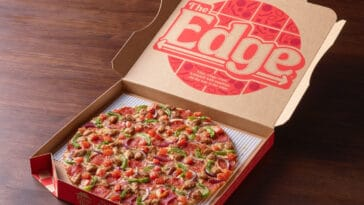 Pizza Hut's The Edge is back on the menu after a 12-year hiatus 12