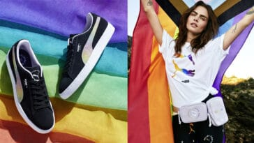 Puma's Pride Collection with Cara Delevingne is selling out fast 20