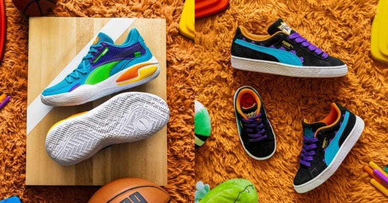 The Puma x Rugrats collection is available now and it's full of '90s nostalgia 15