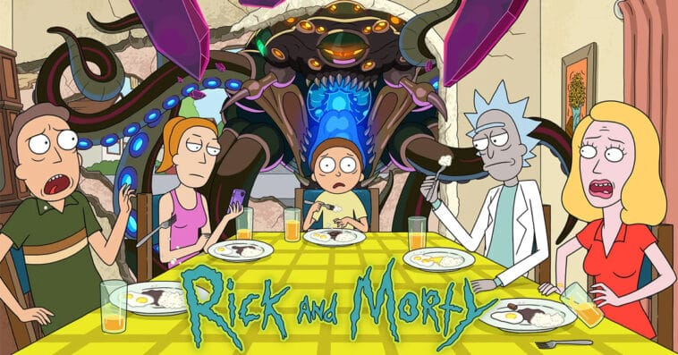 Rick and Morty season 5 will premiere from space 15