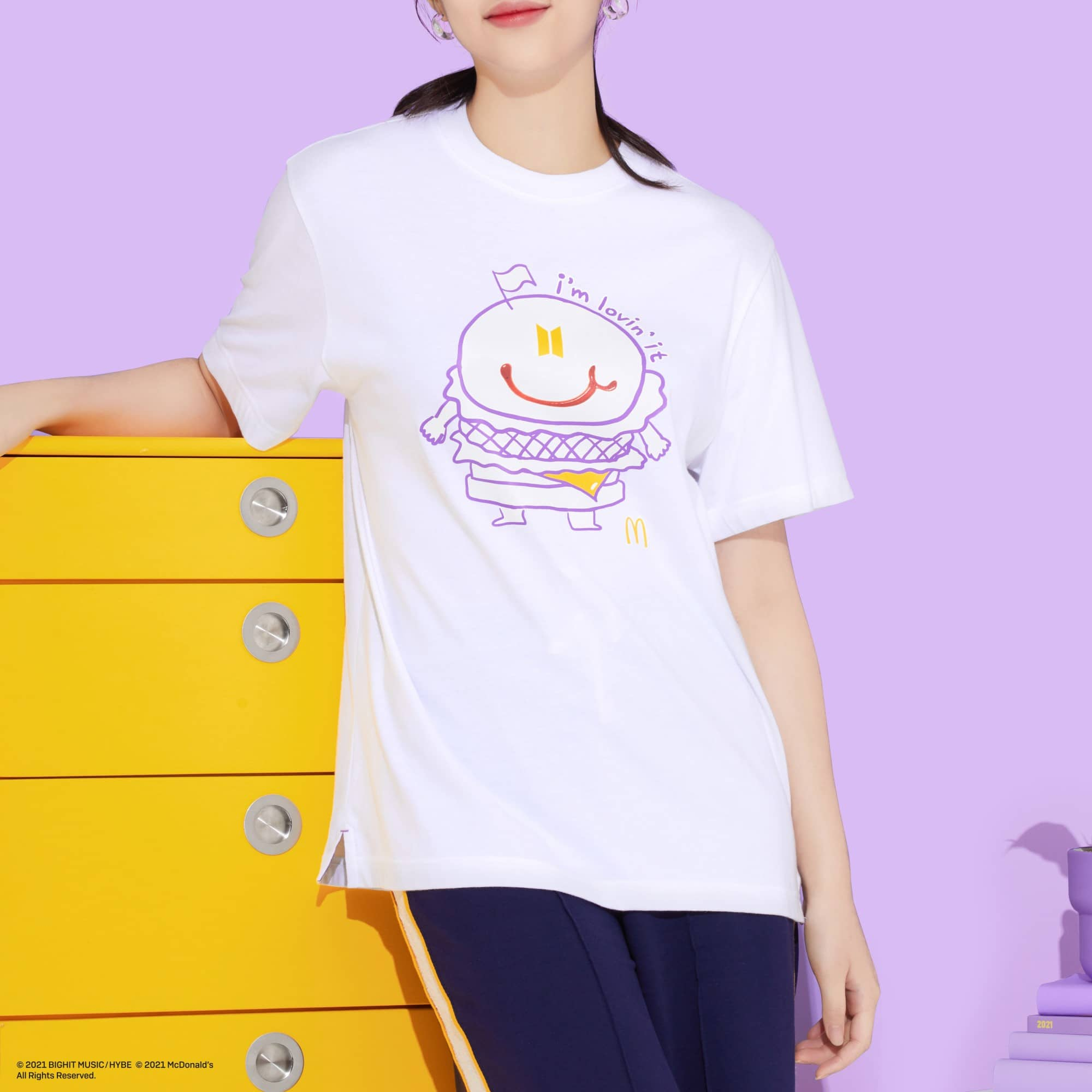 BTS x McDonald's collaboration continues with two new merch lines 14