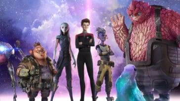 Meet the Star Trek: Prodigy cast and their characters 1