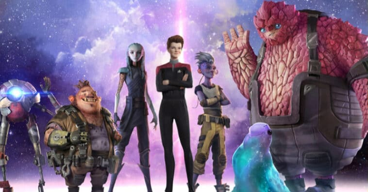Meet the Star Trek: Prodigy cast and their characters 13