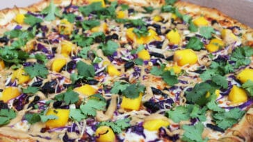A restaurant made a cicada pizza and taste-testers liked it 20