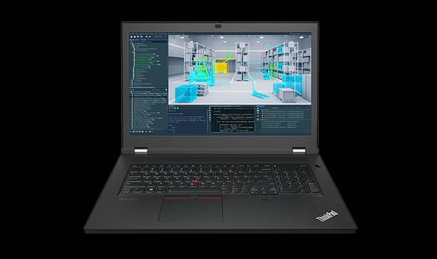 Lenovo unveils powerful ThinkPad workstation laptops with RTX-series graphics 17