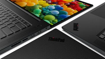 Lenovo unveils powerful ThinkPad workstation laptops with RTX-series graphics 2